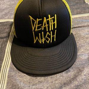 Death wish hat